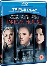 Blu Ray and DVD DREAM HOUSE. Daniel Craig. Brand new sealed.