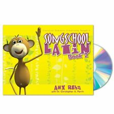 Sing Song Latin Book 2 with NEW CD