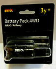 BRIO Wooden Railway Replacement Battery Pack for 4WD Engines NEW