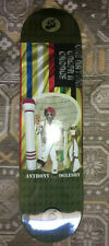 Anthony ogelsby � one nation under a groove Delic Skateboard deck 🛹 New 8.0