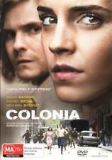 Colonia (Emma Watson) DVD R4 Brand New!