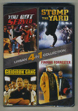 Urban 4in1 Collection/You Got Served/Stomp Yard/Gridiron Gang/Finding Forrester