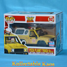NYCC 2018 - Toy Story - Pizza Planet Truck with Buzz Lightyear Pop! Ride (RS)