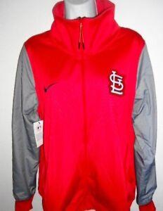 St. Louis Cardinals Nike MLB Women's Track Jacket Sz.XL