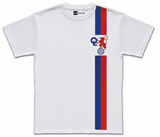 Olympique Lyon 1970 Retro T-shirt Taille moyenne