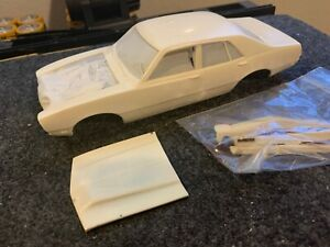 Ford Maverick Four Door Resin Body With Gapp and Roush Decals