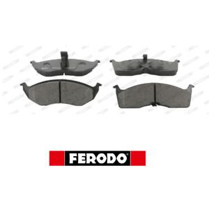 KIT SERIE PASTIGLIE FRENO ANTERIORE CHRYSLER FERODO FDB1098