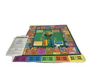 Gambler Board Game Vintage Parker Brothers 1977 - 100% COMPLETE