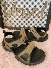 Men's Nike ACG Sandals Size 8 Medium Brown Black