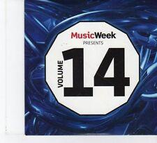 (FR7) Music Week presents Volume 14, 11 tracks various artists - 2011 CD