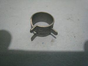 10 Stück Federbandschelle Ø13-14 mm Schlauchschelle  Schlauchschellen leicht