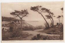 Durley Chine, Bournemouth, W.H. Smith Postcard, B353