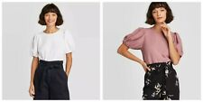 Women's Puff Short Sleeve T-Shirt - A New Day - Various Selections - C519