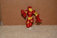 Marvel Playskool Super Hero Squad Iron Man Blast Off Pose Hasbro 2006