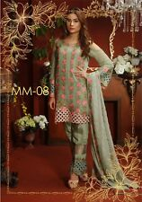 Designer Pakistani Wedding Dress Asian Party  Wear By Maryum Maria