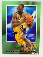 1996-97 Skybox EX2000 KOBE BRYANT Rookie #30, Lakers RC E-X 2000   NM