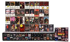 KISS - 37 NEW/SEALED cassette tapes in a HUGE custom XXL box set lot + MORE!