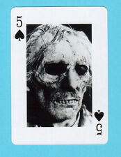 Tales From The Crypt Peter Cushing  Euro Collector Playing Card