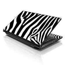"17.3"" 18"" 19"" Laptop Notebook Skin Sticker Protective Decal Zebra Print L-5009"