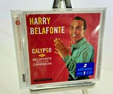 Harry Belafonte Calypso Belafonte Sings of the Caribbean [New CD] Charity DS24