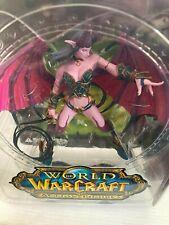 New listing Dc Direct World Of Warcraft Series 4 Amberlash: Succubus Demon Action Figure