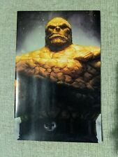 FANTASTIC FOUR #2 ARTGERM VIRGIN EXCLUSIVE THE THING 1