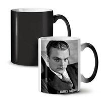Star James Cagney NEW Colour Changing Tea Coffee Mug 11 oz | Wellcoda