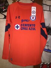 Cruz Azul Jersey Under Armour Original Portero Talla L