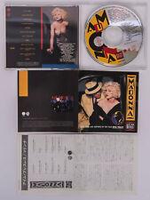 Madonna I'm Breathless (Soundtrack) Japan Cd Wpcp-3460 1990 Sire Warner