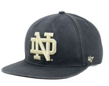 fcafe6fcc6978 Brand New Notre Dame Fighting Irish Go Captain Hat Cap Snapback 47 Brand