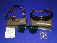 AMERICAN OPTICAL SAFETY GLASSES FOR THE GUN RANGE SHOOTING