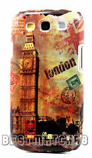 for Samsung galaxy i9300 s3 S III hard case cover London big ben souvenir cool