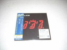 THE POLICE / GHOST IN THE MACHINE - JAPAN CD MINI LP