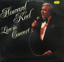 "Howard Keel(2x12"" Vinyl LP Gatefold)Live In Concert-BBC-REQ 744-UK-VG/Ex"