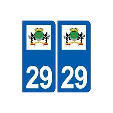 29 Locmaria Plouzané logo autocollant plaque stickers ville droits