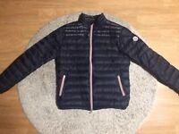Moncler Jacket Puffer Navy Mens Medium / Large Daniel 3 RRP £595