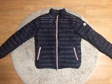 Moncler jacket Navy Acolchado para Hombre Medio/Grande Daniel 3 RRP £ 595