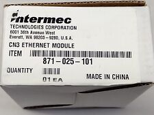 Intermec 871-025-101, Cn3 Ethernet Module, New In Box