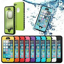 Waterproof Fitted Cases/Skins for iPhone 5s