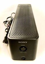 Sony S-AIR TA-SA100WR Surround Amplifier w/Wireless EZW-RT10Transceiver
