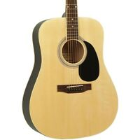 Savannah SGD-12 Dreadnought Acoustic Guitar  LN
