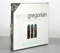 SIMPLY GREGORIAN [2 CD OF HAUNTING SONG AND MELODY] 0698458021922