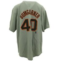 San Francisco Giants Madison Bumgarner Official MLB Merchandise Youth Jersey New