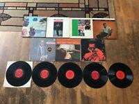 Miles Davis 12 LP Lot - Bitches Brew, In Europe Milestones, Round About Midnight