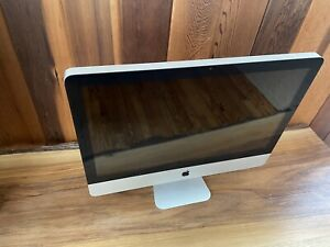 """Apple 21.5"""" iMac 2011 2.5GHz Core i5 120GB SSD 4GB MC309LL/A"""