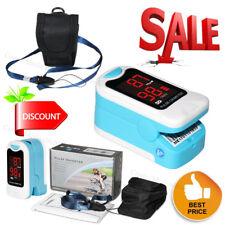 Finger Pulse Oximeter Spo2 Pulse Rate Monitor Oxymeter Blood Oxigen Meter CMS50M