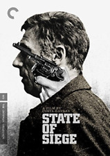 State of Siege DVD The Criterion Collection