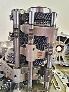 Volvo S40 6 speed Gearbox repair