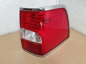 2007-2014 Lincoln Navigator Right Tail Light Brake Lamp Passenger OEM #M311