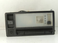 Mercedes-Benz 190E Dome Light Sunroof Switch BLACK 84 - 93 #3066